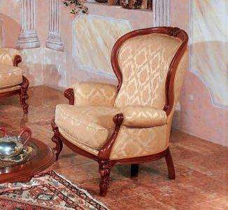 Кресло Barocco 1544 Stile Elisa