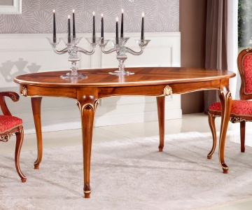 Обеденный стол Art Deco 3032 Stile Elisa