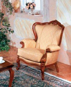 Кресло Barocco 1565 Stile Elisa