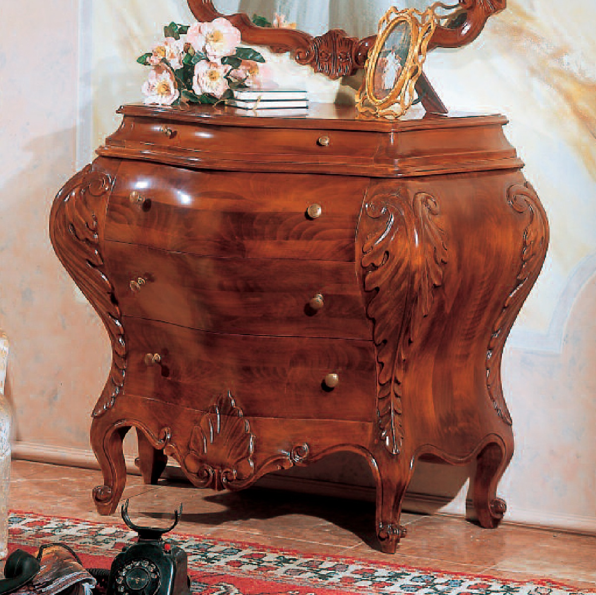 Комод Barocco 1572 Stile Elisa