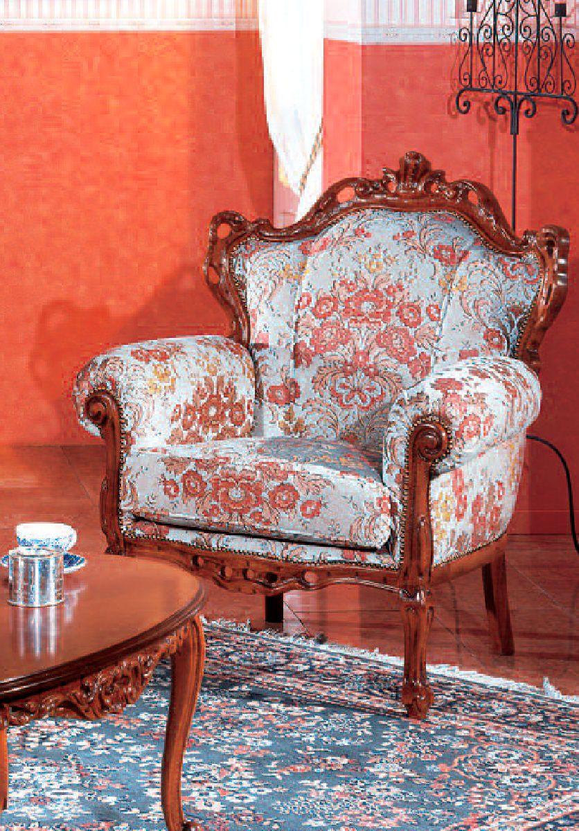 Кресло Barocco 1575 Stile Elisa