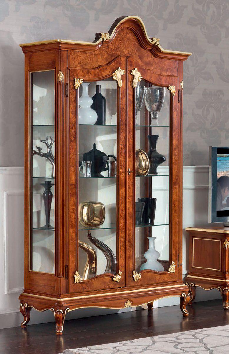 Витрина Art Deco 3048 Stile Elisa