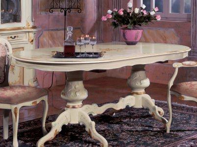 Обеденный стол Barocco 1604 Stile Elisa