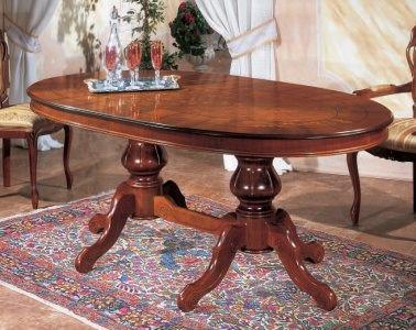Обеденный стол Barocco 1609 Stile Elisa