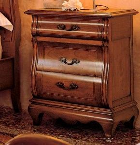 Прикроватная тумба Barocco 1578 Stile Elisa