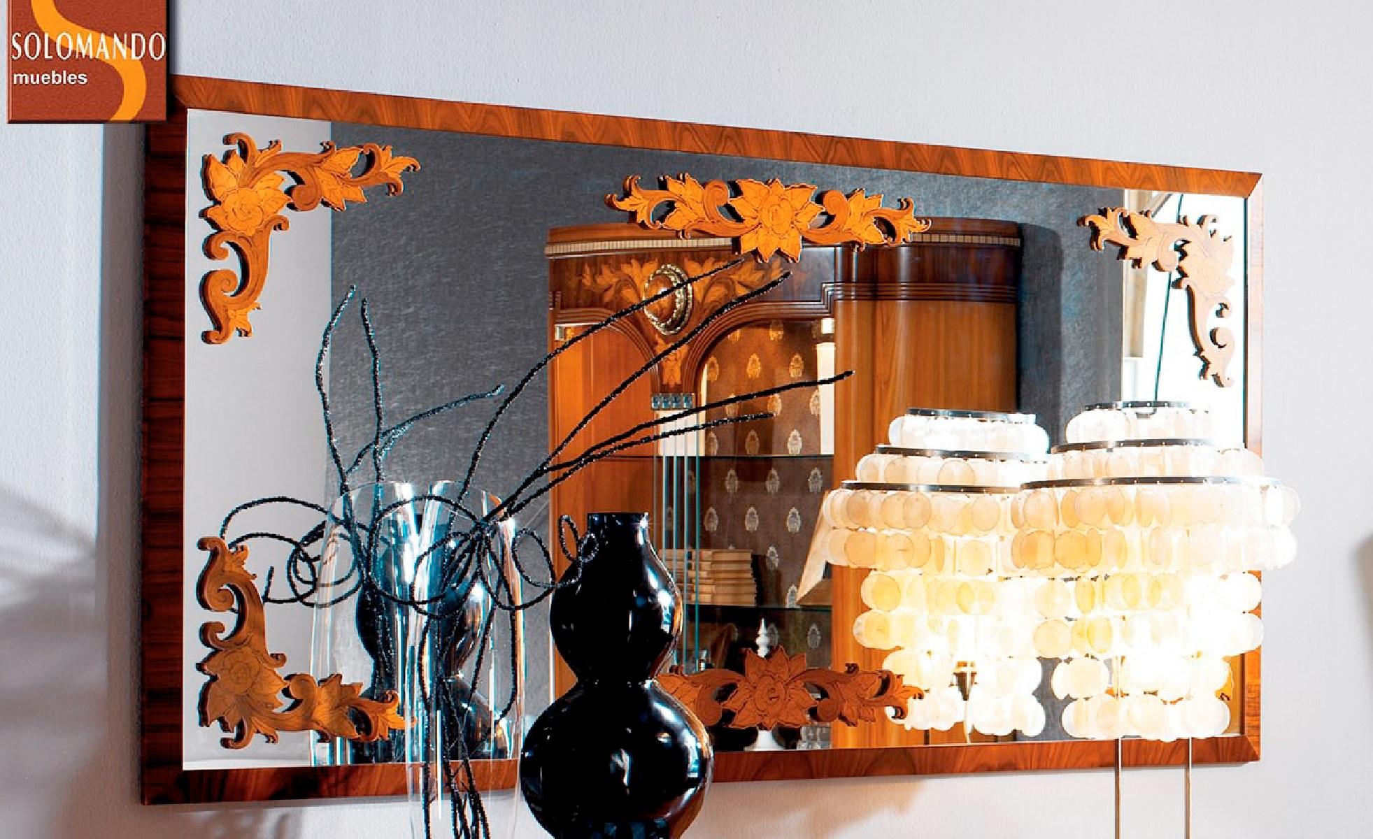 Зеркало 9100-MA Solomando