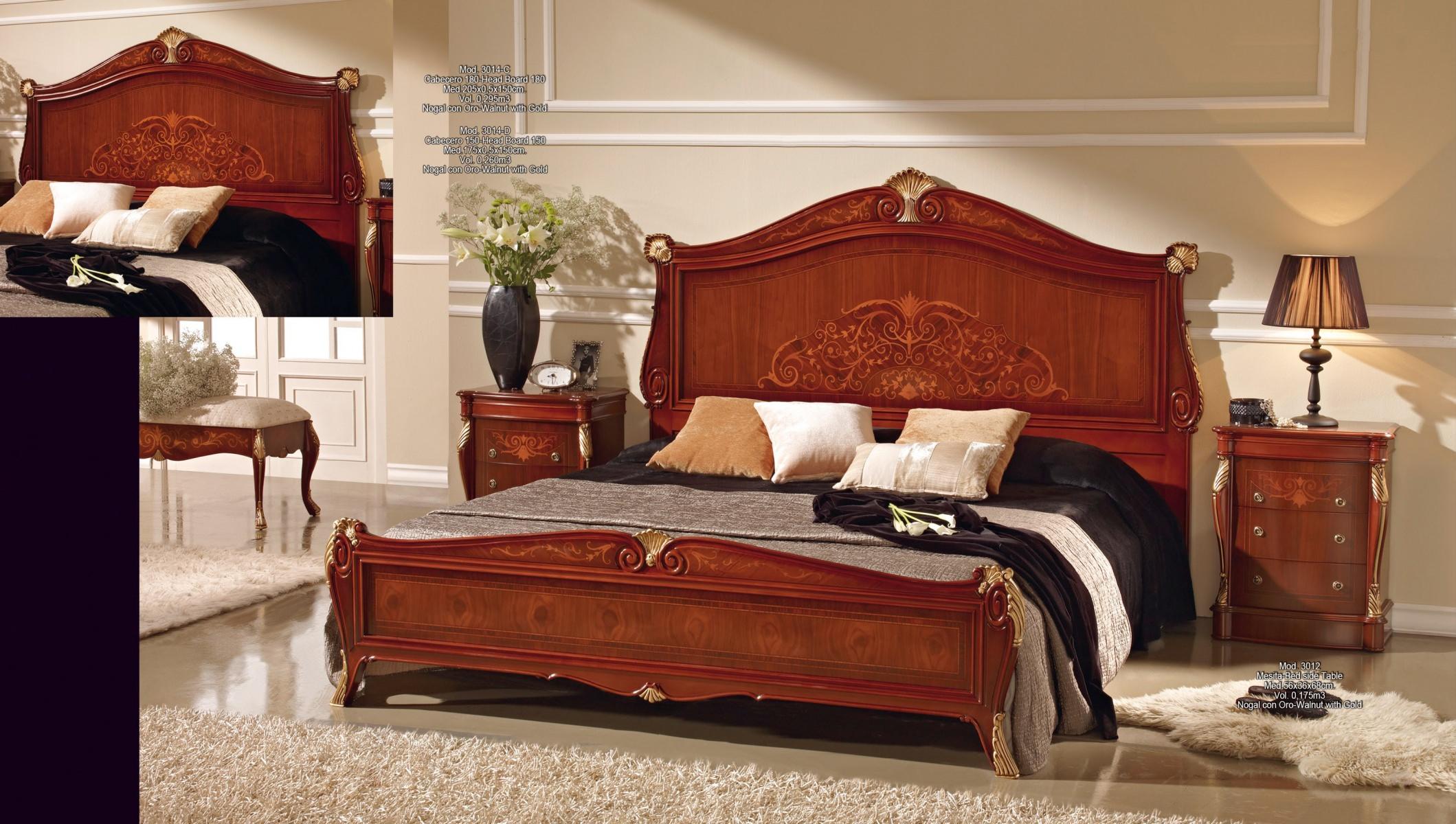 Кровать 3014-B Solomando