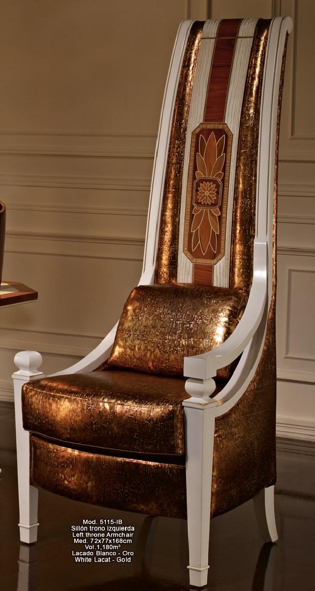 Кресло Bronse 5115-DB Solomando