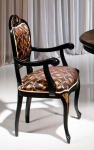 Кресло PREMIUM 829-NO Solomando