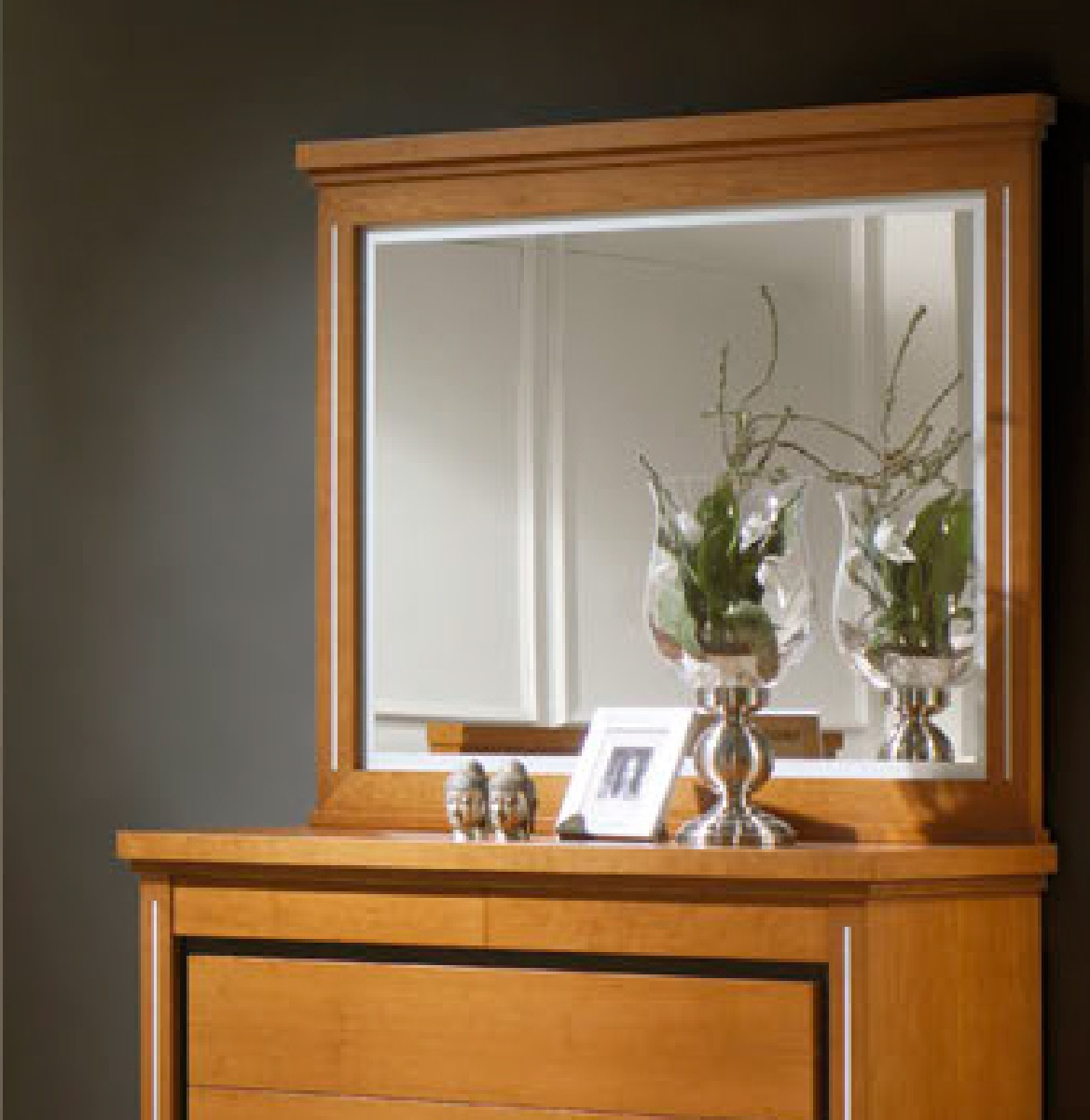 Зеркало SAFIRA MS02 IDC