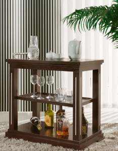 Сервировочный столик SAFIRA 354 IDC