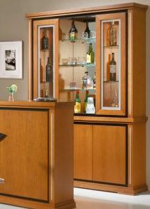Барный шкаф SAFIRA 352B IDC