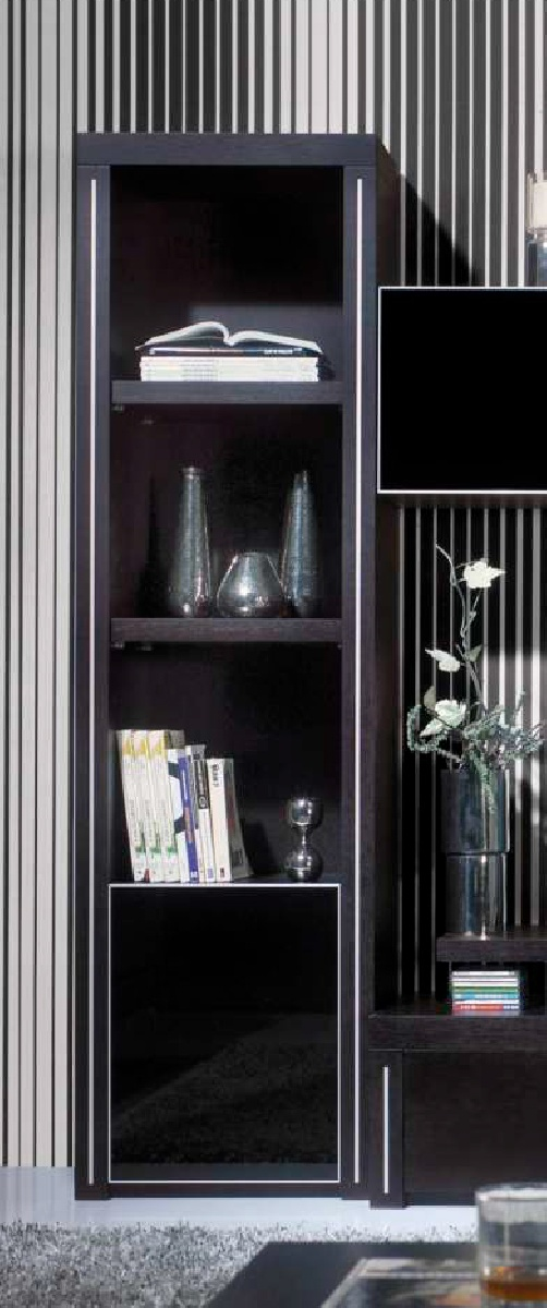 Книжный шкаф SAFIRA 378 IDC