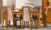 Обеденный стол SAFIRA 342 IDC