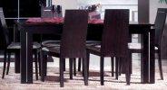 Обеденный стол SAFIRA 343 IDC