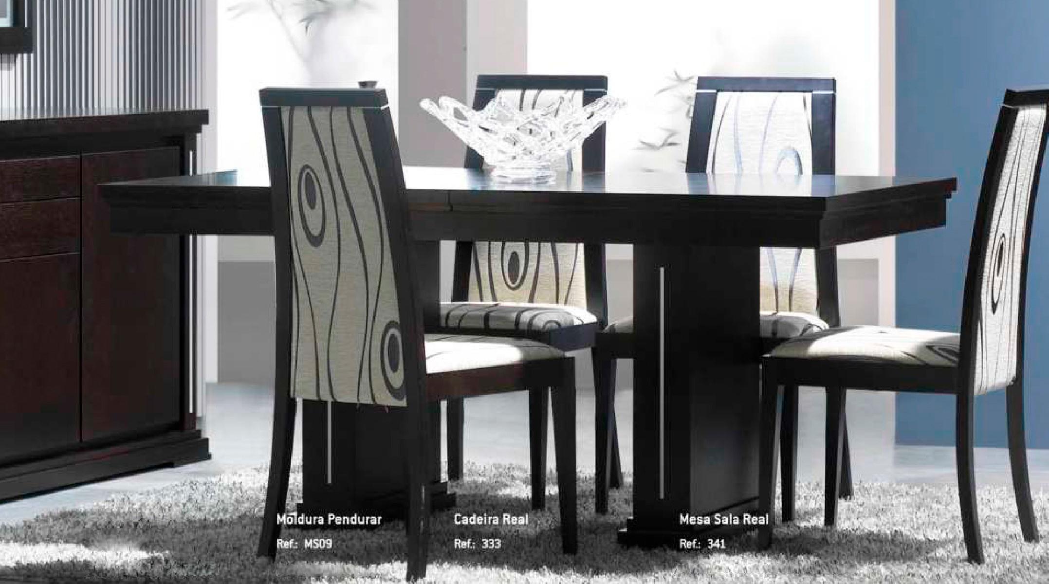 Обеденный стол SAFIRA 341 IDC