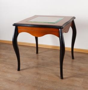 Журнальный стол 60/C Cerezo-5/Negro Roto Disemobel