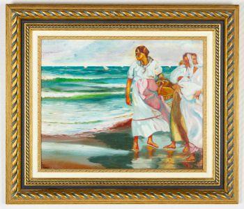 Картина AL-1456 Montero Creaciones Artisticas
