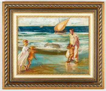 Картина AL-1457 Montero Creaciones Artisticas