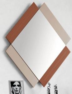 Зеркало NORA 3005.2 Almendra/Teja Disemobel