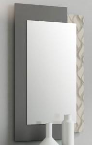 Зеркало NORA 3006.4 Plomo/Polar Disemobel