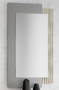 Зеркало NORA 3006.5 Plata/Polar Disemobel