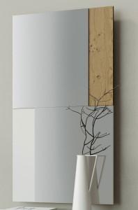 Зеркало NORA 3007.7 Blanco/Tilo Disemobel