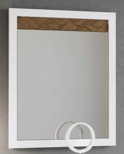 Зеркало NORA 3013.4 Blanco/Cedro Disemobel