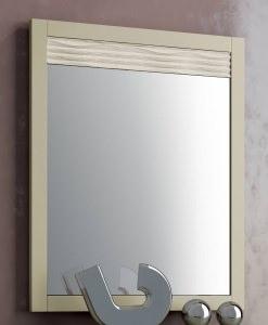 Зеркало NORA 3013.5 Capuccino/Polar Disemobel
