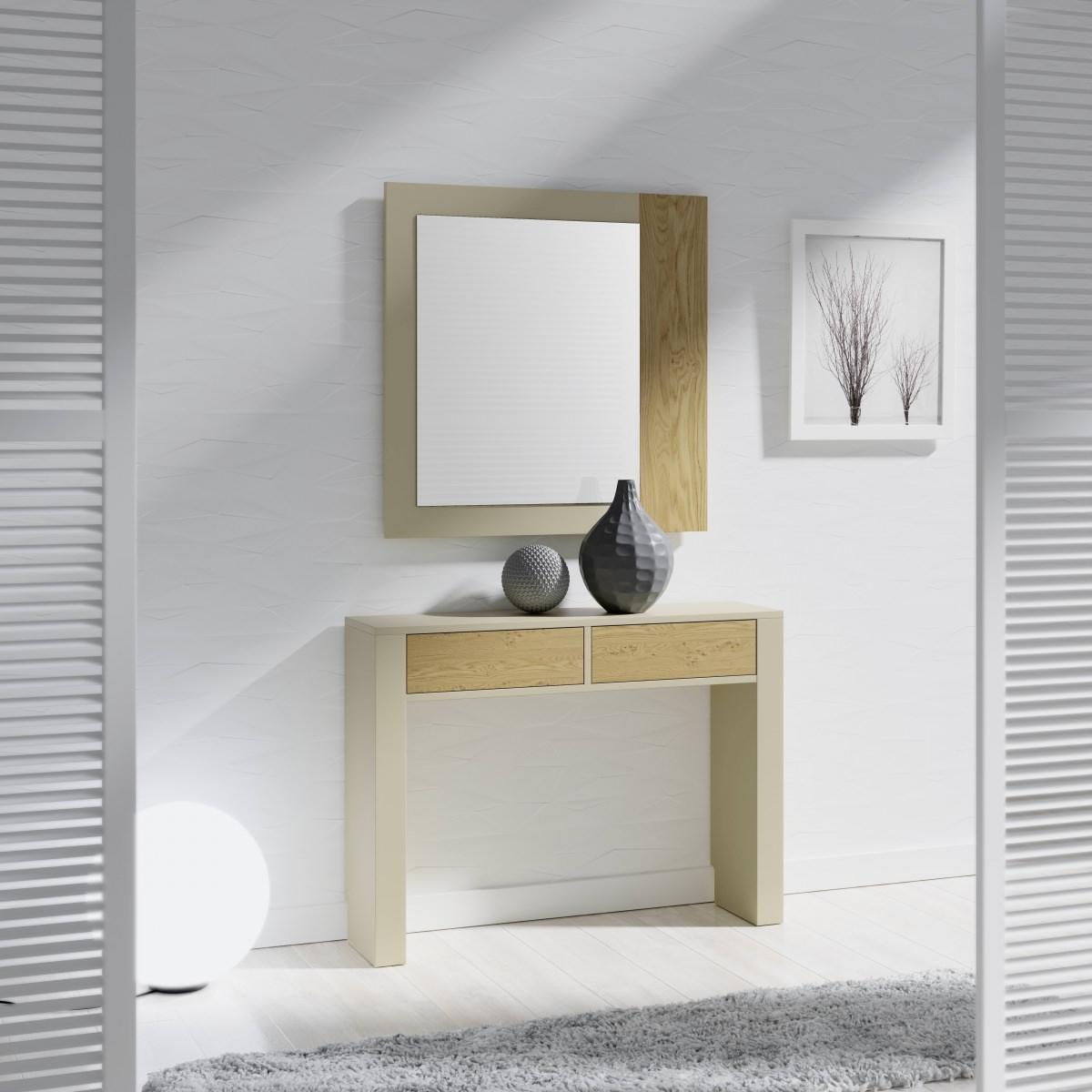 Зеркало NORA 3043.7 Capuccino/Nordico Disemobel