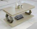 Журнальный стол NORA 2058 Capuccino/Platino Disemobel