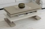 Журнальный стол NORA 2061 Moka/Beig/Arena Disemobel