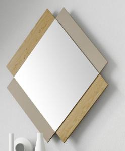 Зеркало NORA 3005.7 Arena mate/Nordico Disemobel