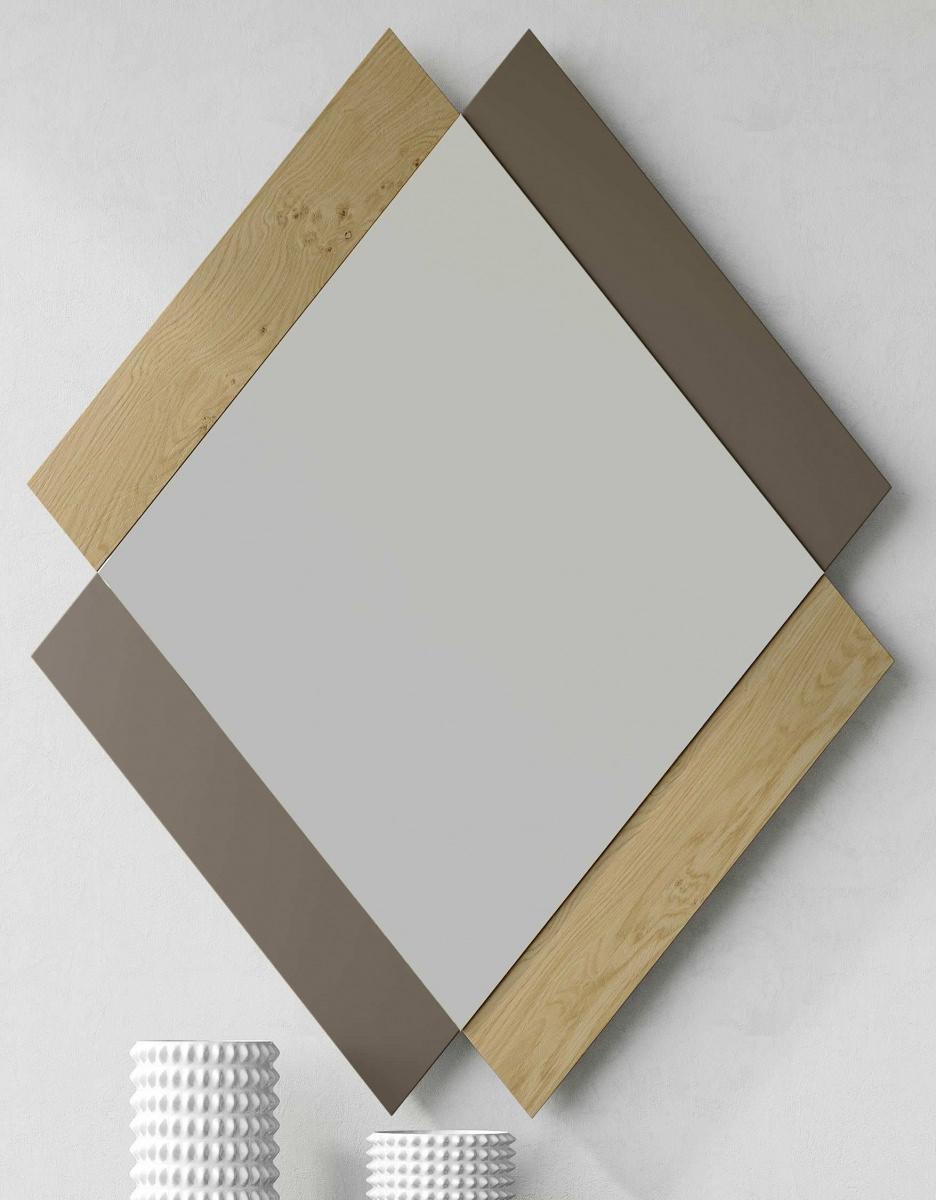 Зеркало NORA 3005.7 Vison mate/Nordico Disemobel