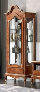 Витрина (петли слева) Art Deco 3042 Stile Elisa
