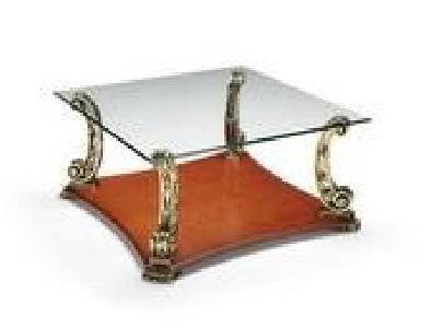 Журнальный стол квадратный 990/C Disemobel