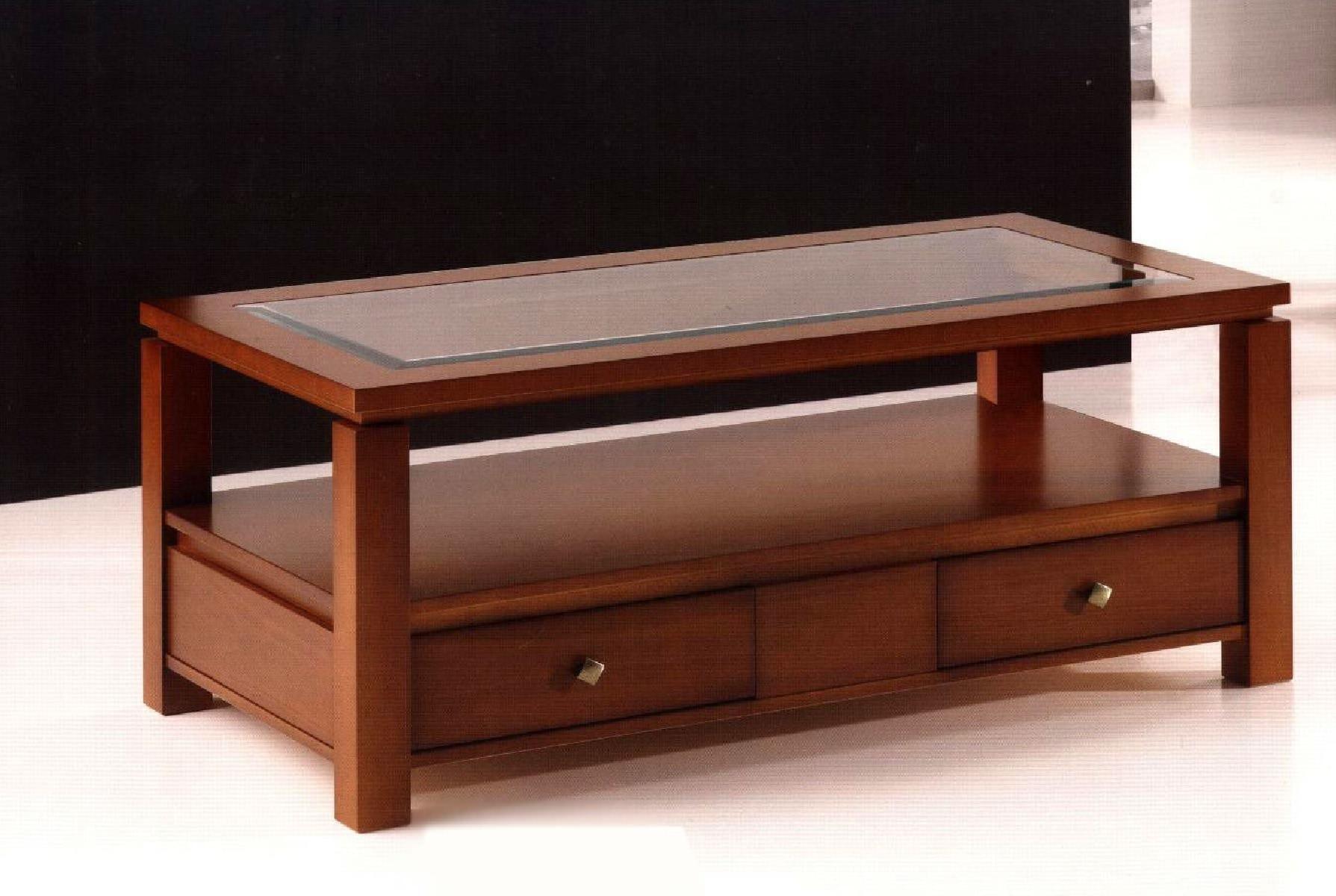 Журнальный стол прямоугольный 45 Disemobel