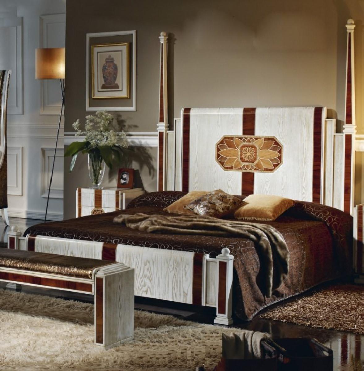 Кровать 5107 BO Solomando