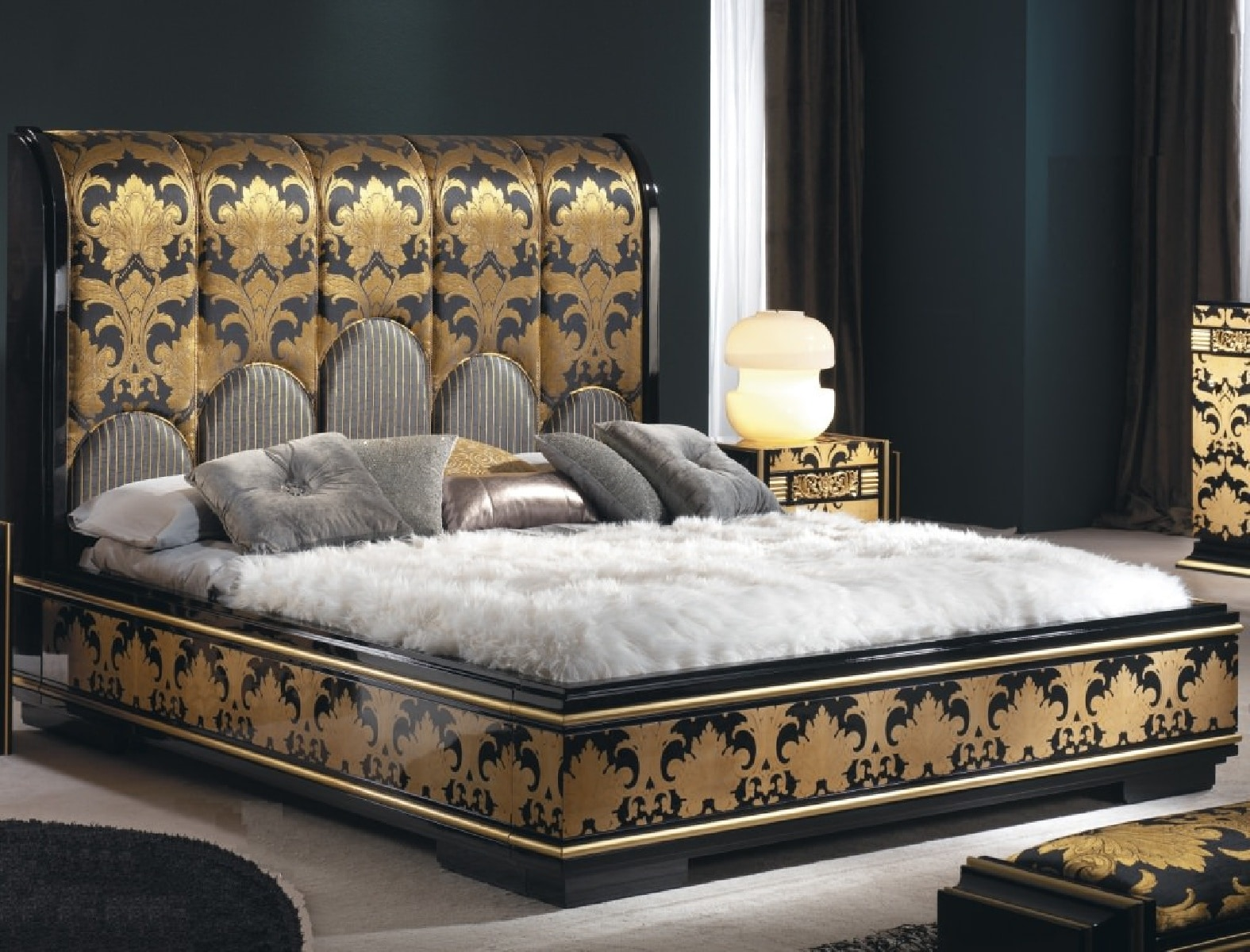 Кровать 6107 Solomando