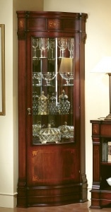 Угловая витрина 630 Solomando
