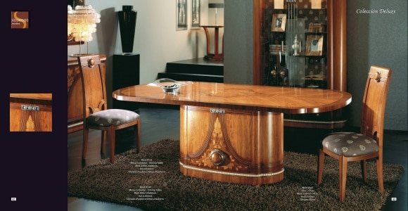 Обеденный стол 9104