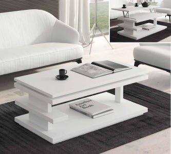 Журнальный стол NORA 2020 Blanco Disemobel