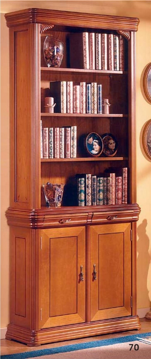 Книжный шкаф ref.70 IDC