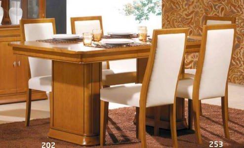 Обеденный стол Lux 202 IDC
