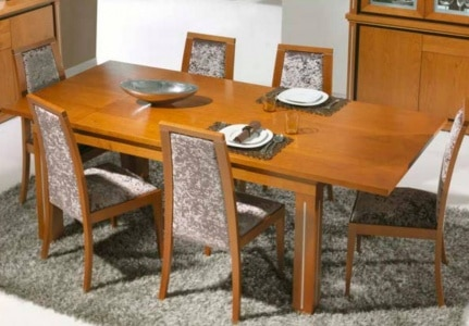 Обеденный стол SAFIRA 342