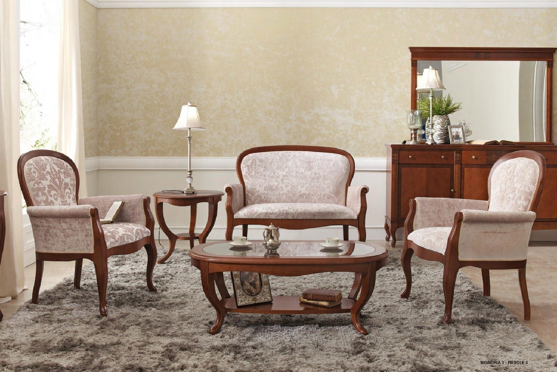Кресло 419.072 Panamar