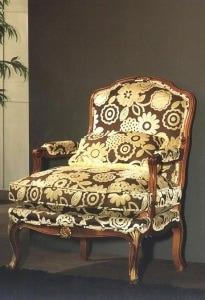 Кресло Capri Antonio Mendes