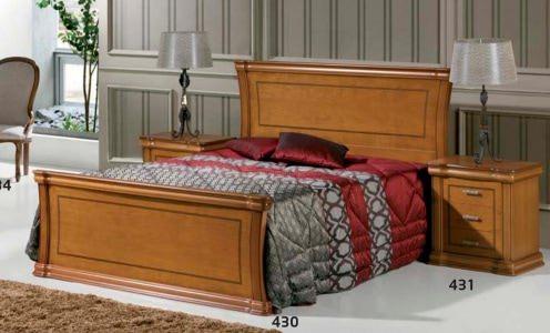 Кровать ref.430 IDC