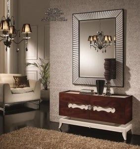 Зеркало ART DECO 750-М