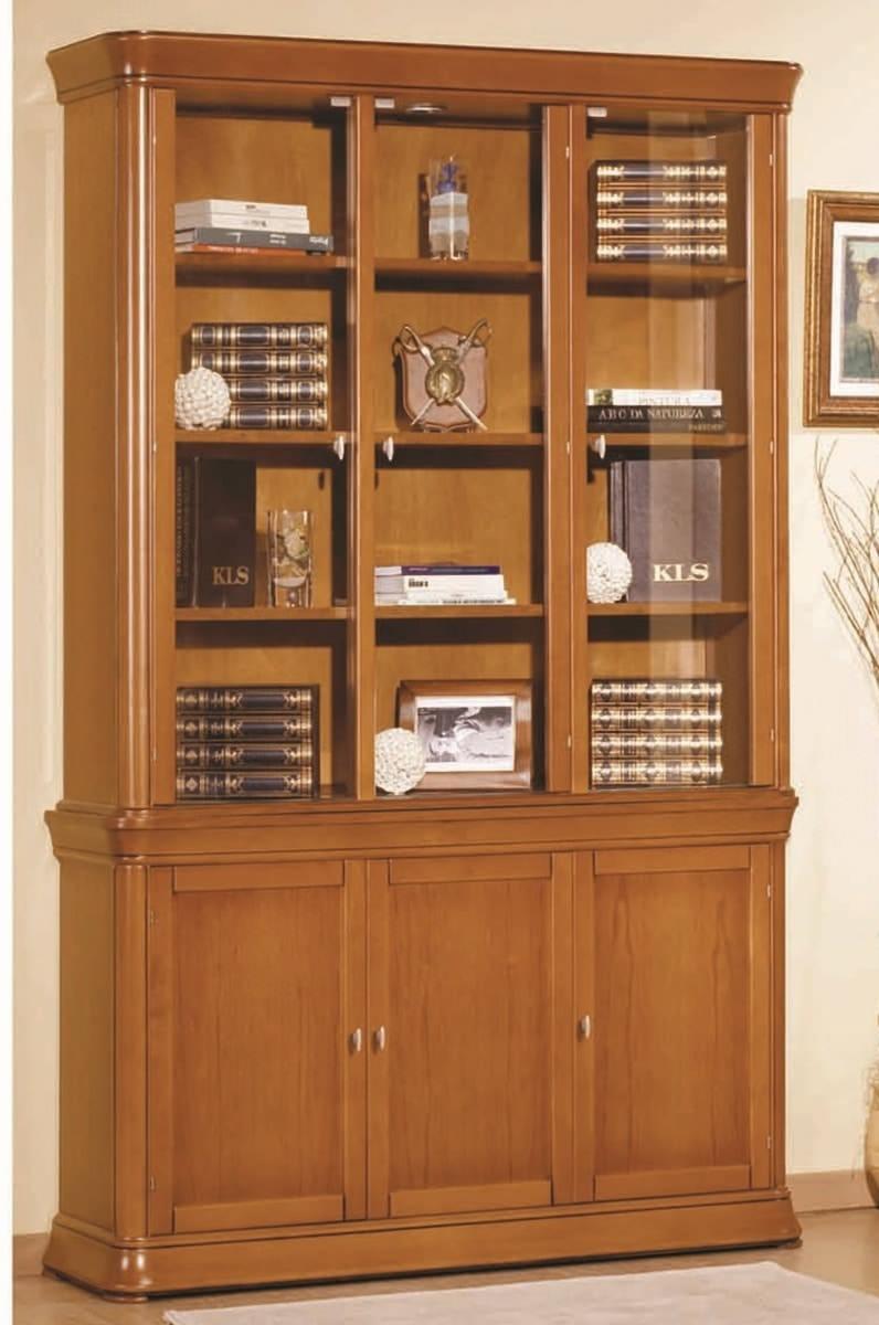 Книжный шкаф Lux 228 IDC